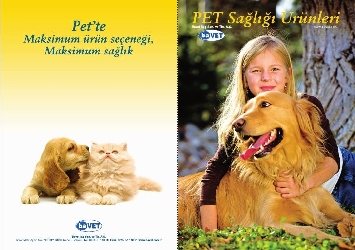 Pet brosur