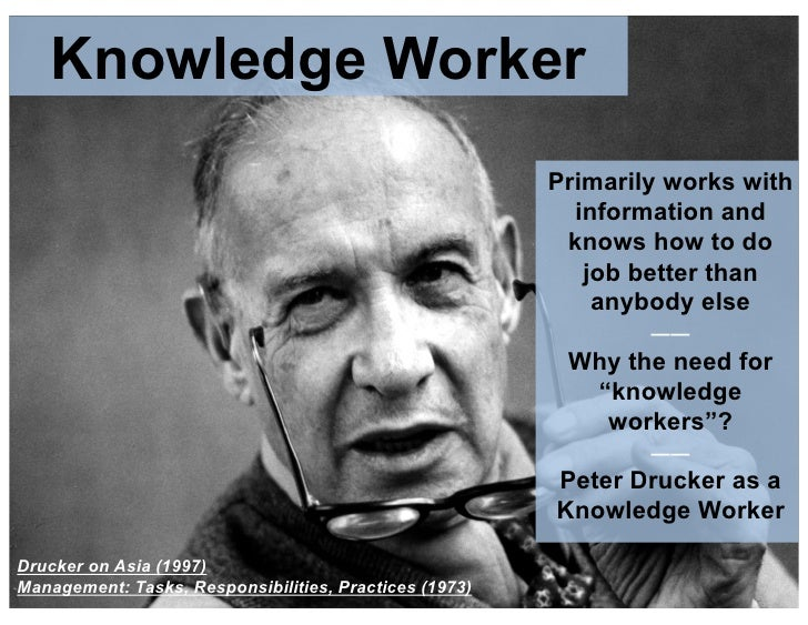 peter drucker Management the human dimension 10th global peter drucker forum 29 - 30 november 2018, vienna - austria.