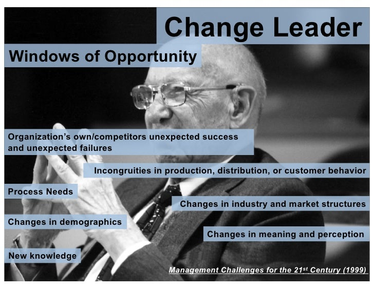 management challenges for the 21st century drucker Management challenges for the 21st century by peter f drucker and a great selection of similar used, new and collectible books available now at abebookscom.