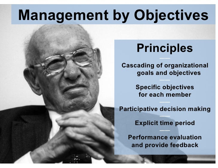 Peter drucker on knowledge workers management