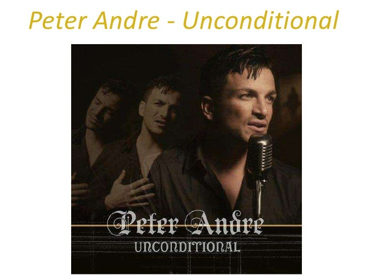 Peter Andre - Unconditional<br />