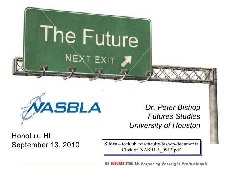 Peter Bishop - Futurist