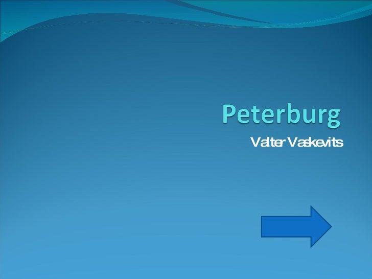 Valter Vaskevits