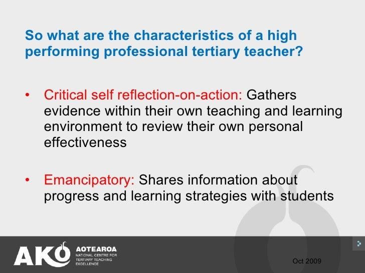 Reflection And Review Strategies Peter Coolbear Meaning...