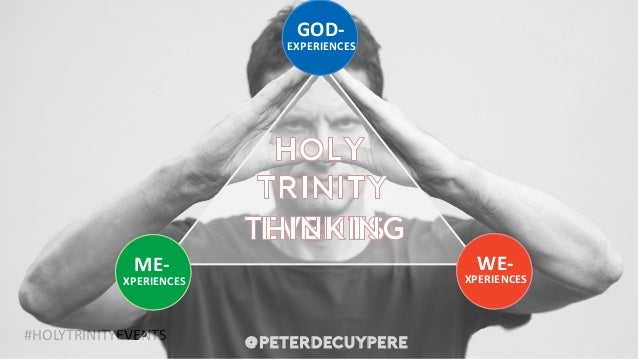 #HOLYTRINITYEVENTS HOLYJESUS GOD SPIRIT GOD- EXPERIENCES ME- XPERIENCES WE- XPERIENCES @Peterdecuypere