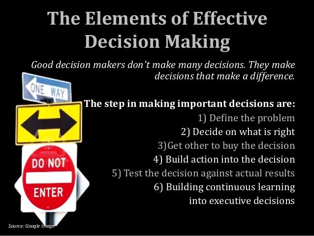 peter drucker six step decision making The administration involves decision making while the management is concerned with the  according to peter drucker  whatever manager does, he does through decision making  56 six steps in decision making figure 74 57 theories of decision making marginal theory this theory stresses an profit.