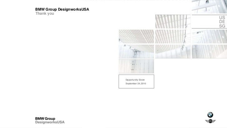 Peter falt bmw group designworksusa for Strategic design consultancy