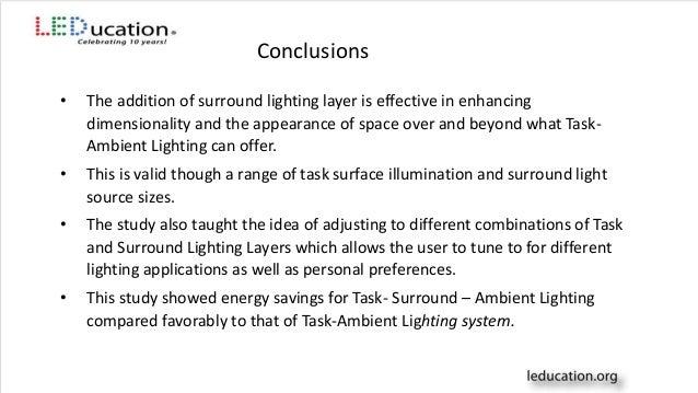 Thank You  sc 1 st  SlideShare & Task - Surround - Ambient Lighting azcodes.com