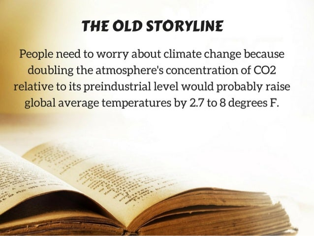 When Climate Change Becomes a Climate Catastrophe Slide 2