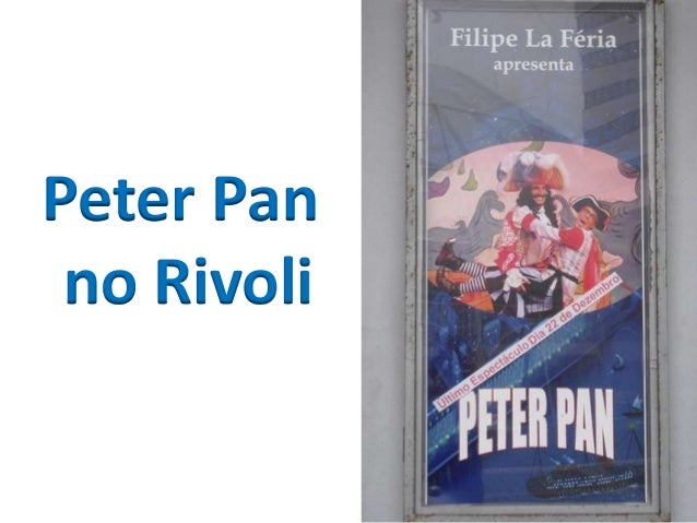 Peter Pan no Rivoli