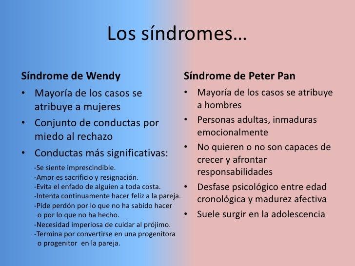 Peter Pan Y La Sociología De Género