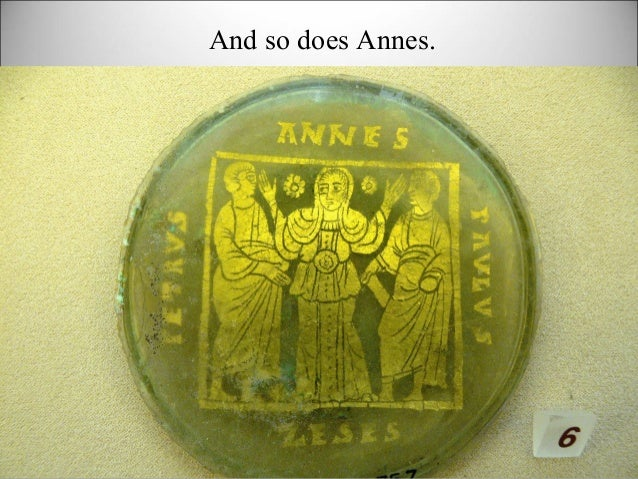 And so does Annes.