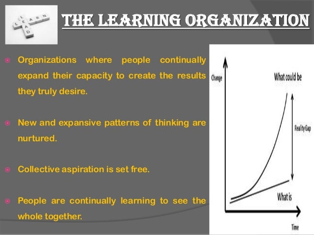 how to convert traditional organization to learning organization Most effective and beneficial maneuver for any organization is to  role of leadership in organizational  change the role of leadership is well.