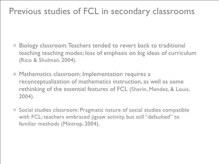 Collaborative Classroom Curriculum ~ Co designing a collaborative curriculum for secondary