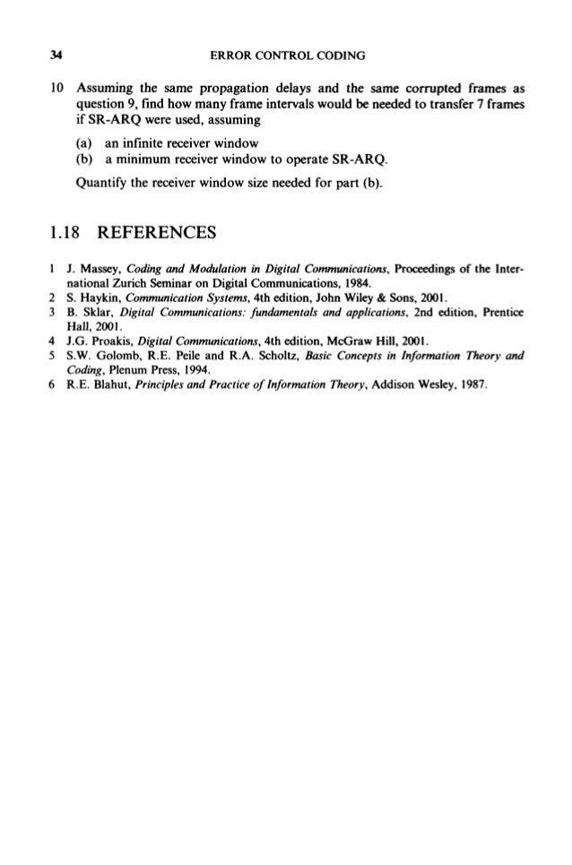 fundamentals of communication systems john g proakis pdf