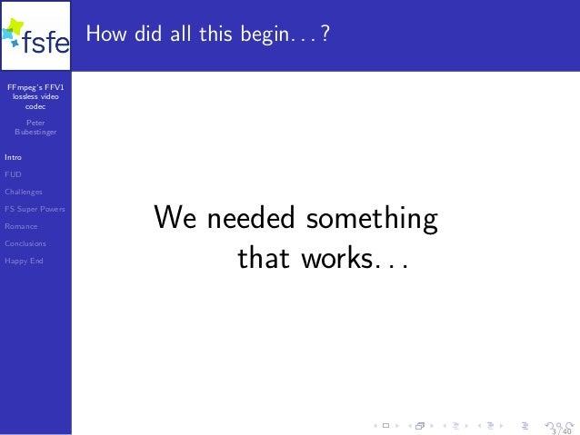 Peter Bubestinger - A Free Software success story Slide 3