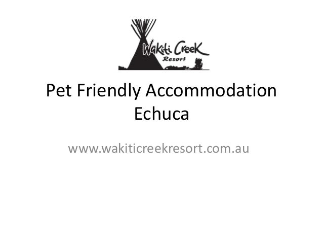 Pet Friendly Accommodation Echuca | Pet Friendly Caravan Parks Victor…