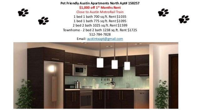 Dog Friendly Austin Apartments