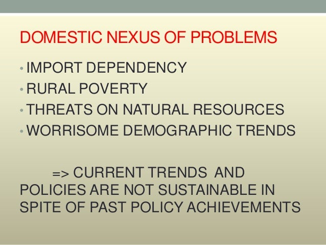 Liberalization of Agriculture Trade, European Common Agricultural Policy Reform and Mediterranean Challenges Slide 3