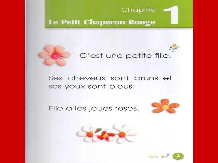 Petit Chaperon Rouge Slide 2