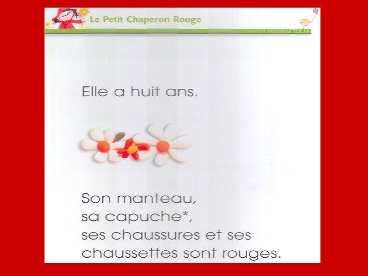 Petit Chaperon Rouge Slide 3