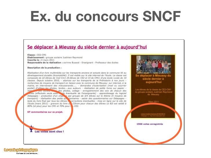 Ex. du concours SNCF