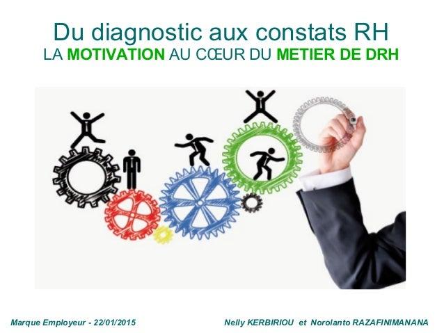 """Conférence Transformation Numérique """"La Marque Employeur ou votre e-réputation RH"""" chez NOVAE LR - 22 janvier 2015 Slide 3"""