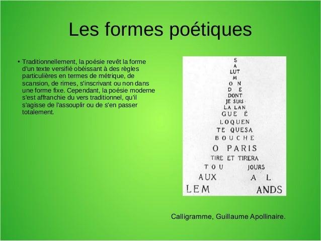 Petite Histoire De La Poésie