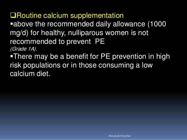 an introduction to the importance of dietary allowances rda