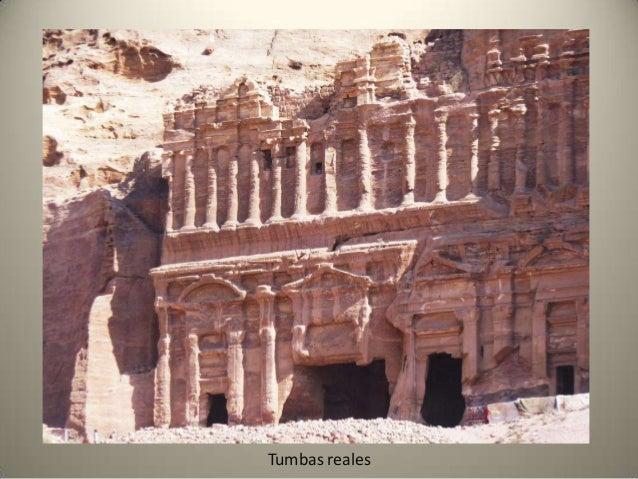 Las ruinas, los monumentos y la geología hacen único el lugar de Petra