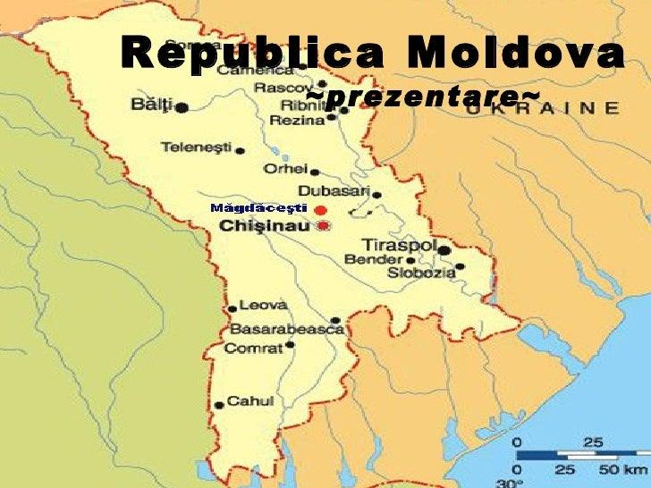 Republica Moldova ~prezentare~