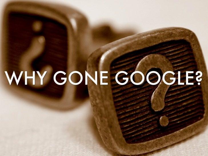 Petra Gone Google