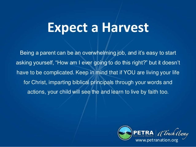 """Being a parent can be an overwhelming job, and it's easy to start asking yourself, """"How am I ever going to do this right?""""..."""