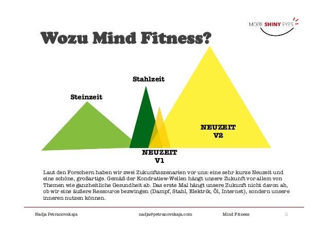 Was ist Mind Fitness? Slide 2