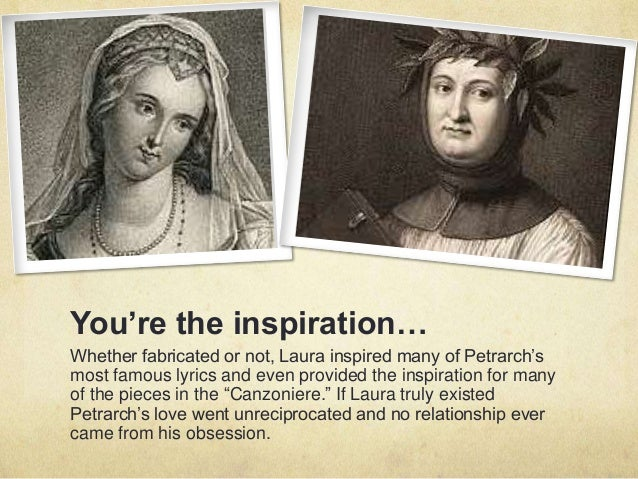 petrarch and laura relationship