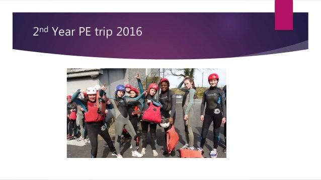 2nd Year PE trip 2016