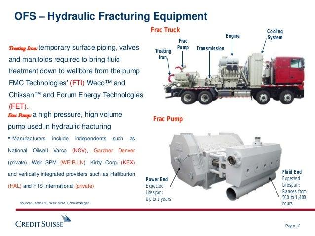 Petro equipment suppliers association credit suisse presentation