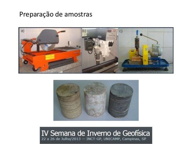 Petrofísica de carbonatos do nordeste brasileiro Slide 3