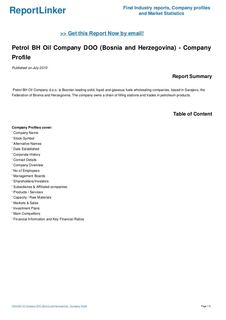 Find Industry reports, Company profilesReportLinker                                                                   and ...
