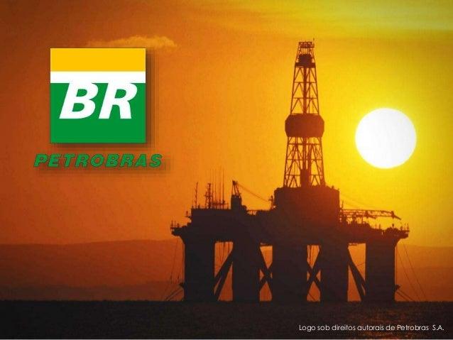 Logo sob direitos autorais de Petrobras S.A.