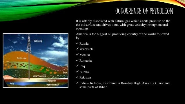 Disadvantages Of Natural Gas >> Petroleum