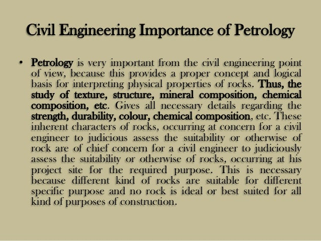 importance of civil engineering