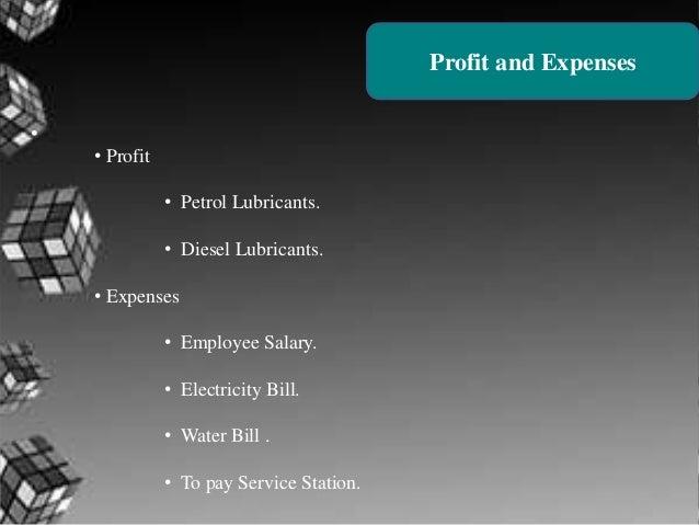 Business plan petrol pump retail outlet