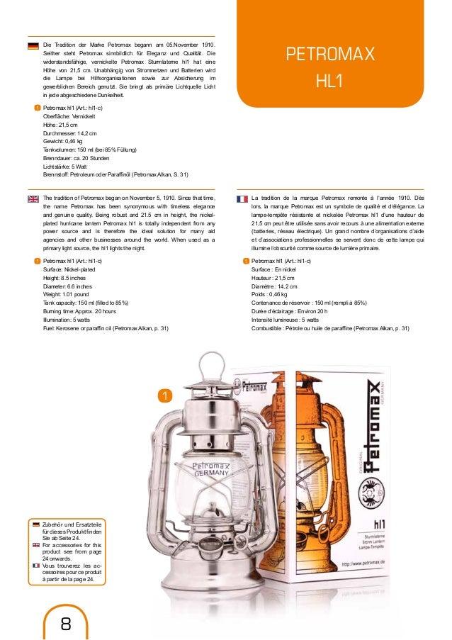 Petromax Grille Pro-FT peut multiples sont Combinés Ø 27 H 3,1 cm