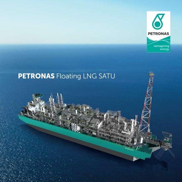 Petronas floating lng satu