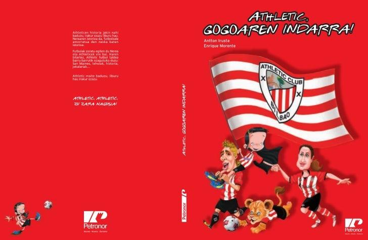 Petronor athletic-portada-cuento-gogoaren-indarra-eus portada