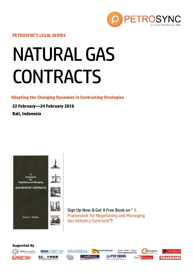 Petrosync Natural Gas Contracts