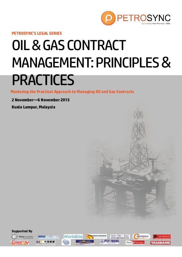 oil and gas contract management PetroSync - Oil and Gas Contract Management