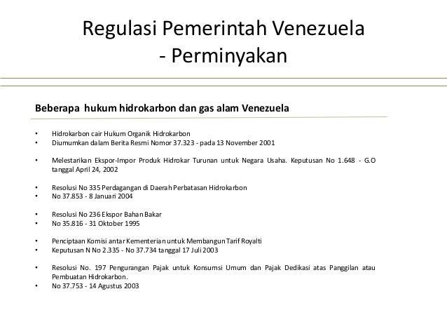 petrozuata case study The case study of petrozuata the case of petrozuata petrozuata is a joint venture between conoco, then part of dupont, and maraven, a subsidiary of petróleos de venezuela sa (pdvsa), venezuela's national oil company.