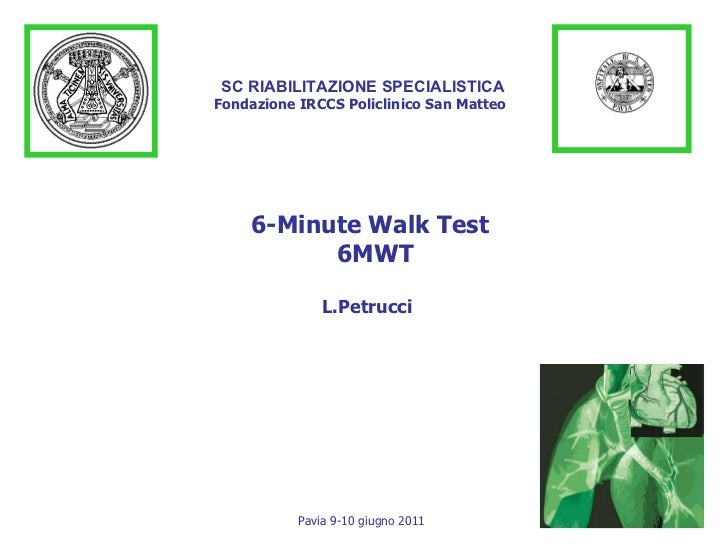 six minute walk test essay Collection of resources for teaching how to write expository essays.